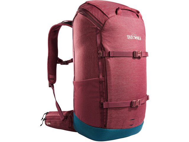 Tatonka City Pack 30 Backpack, bordeaux red